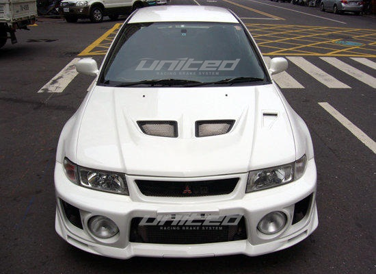 三菱 MISUBISHI EVOLUTION EVO EVO6 外匯全車 | 聯結汽車有限公司 T&UNITED Racing.